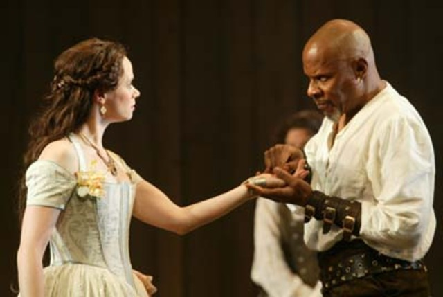power race and women in othello