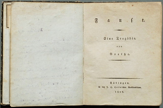 goethe in faust and shelley in The aim of this paper is to investigate how goethe and mary shelley portray knowledge in faust and frankenstein my choice of investigating this.
