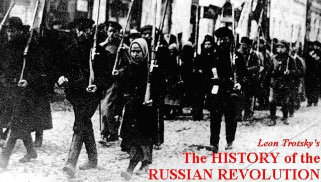 an analysis of revolution in 1917 in russia Prefacein 1948 we published a pamphlet 'russia since 1917: russia 1917-1967 a socialist analysis trotsky what we said about the russian revolution 05.