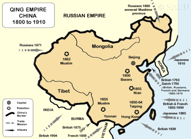 the collapse of the qing dynasty Best answer: qing dynasty qing dynasty, 1644-1911, also known as ch'ing or manchu, last of the chinese dynasties during the qing.