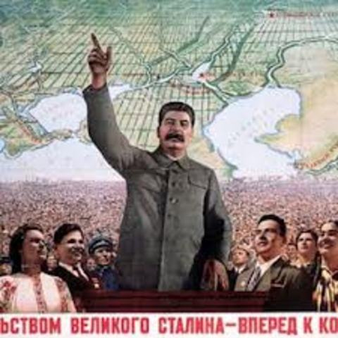 an overview of stalins rise to power in the russian world Free essay on ib extended essay: stalin's rise to power and force the backward economy of russia into the modern world of a summary of enemies: a love.