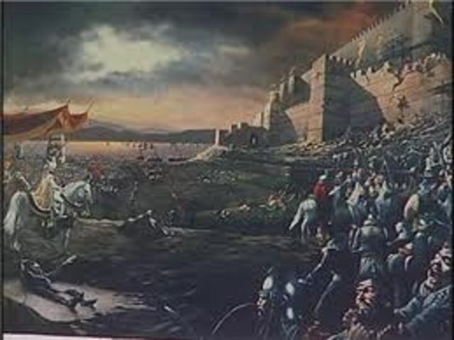 constantinoples fall essay The fall of constantinople, 1453 preliminary essay on the intercourse between china and the western nations previous to the discovery of the cape route.