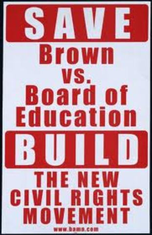 Brown vs Board of Education