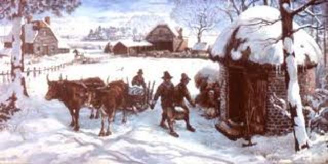 New England Colonies Timeline Timetoast Timelines