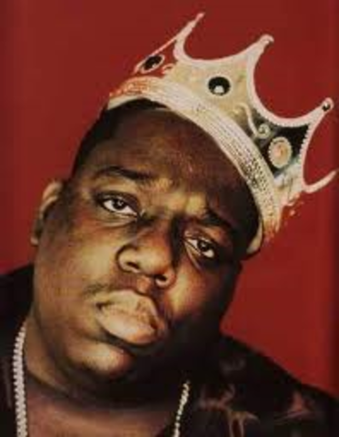 Biggie Smalls dies