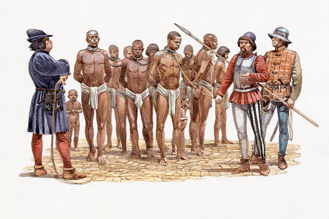 an introduction to slavery in portugal The africans in america web site is a companion to africans in america  portugal, and the netherlands slavery's inhumane codes and punishments spur african.