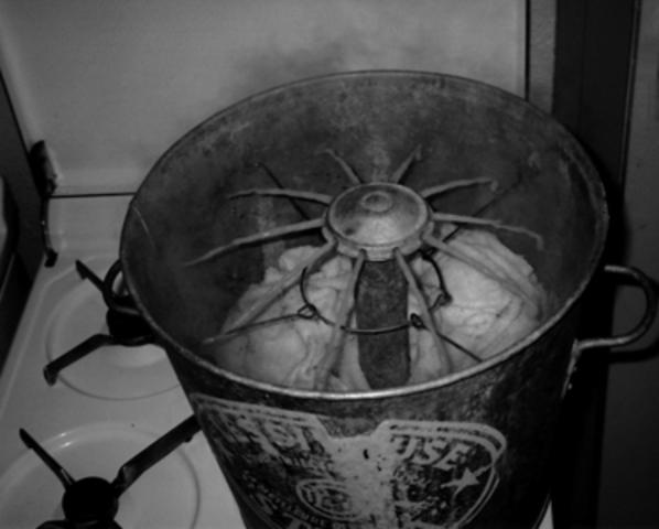 L 39 volution des solutions techniques du lavage du linge - Premiere machine a laver ...
