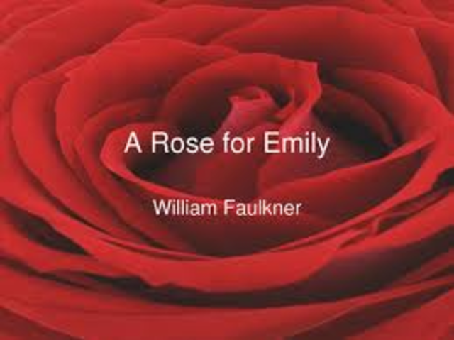 thesis in a rose for emily Here are some creative suggestions you can use if you're stuck with your essay on a rose for emily feel free to read this article at your convenience.