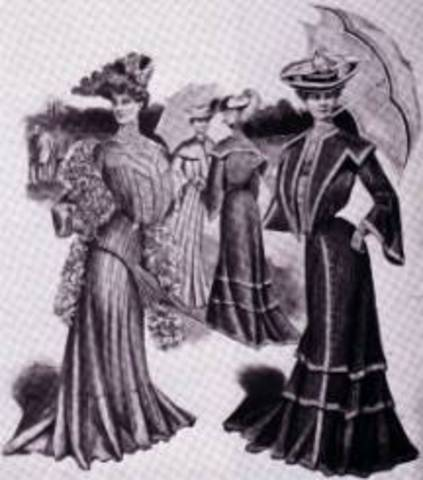 australian fashion throughout the 1900s essay History of fashion 1900 - 1970 1900s considered the height of fashion in the 1900s and this photograph is by fashion photographer john french throughout the.