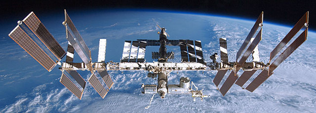 Civil engineering accomplishments timeline timetoast for When was the international space station built