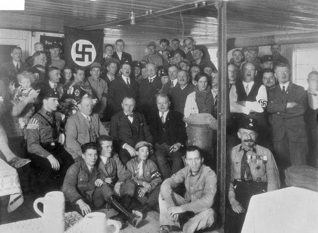 Hitler joins German Workers Party