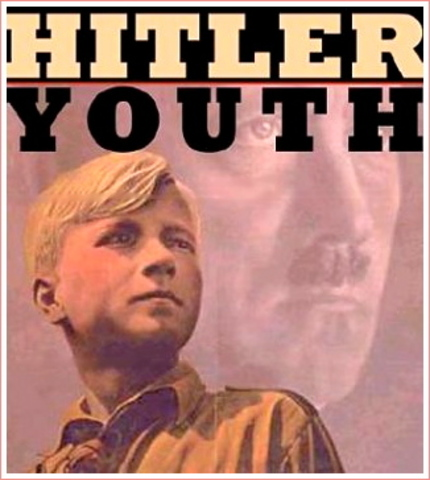 Founding of Hitler Youth