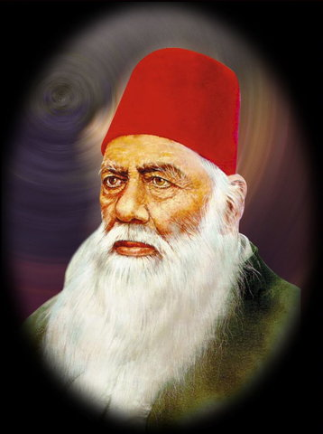 Sir Syed's realisation