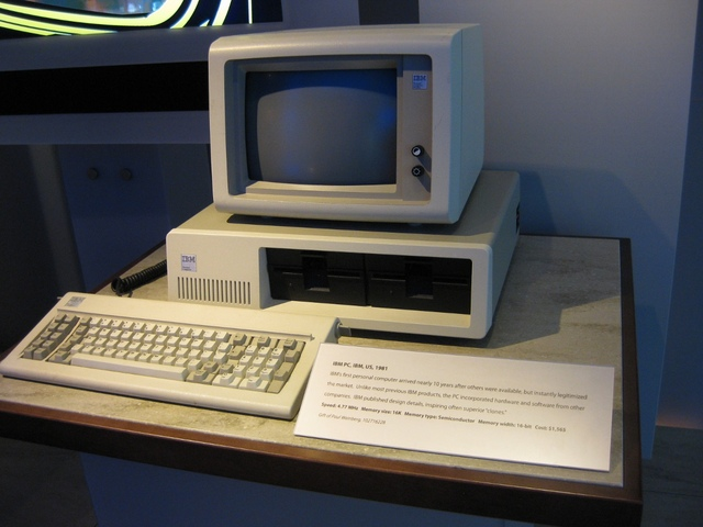 History of the Computer By Ray Cong timeline   Timetoast timelines