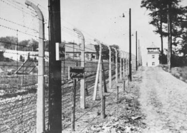 buchenwald a concentration camp Buchenwald concentration camp was a german camp established near  weimar, germany in july of 1937 the main entrance gate had the engraved  slogan,.