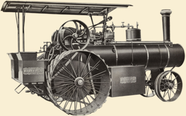 invention of the steam engine