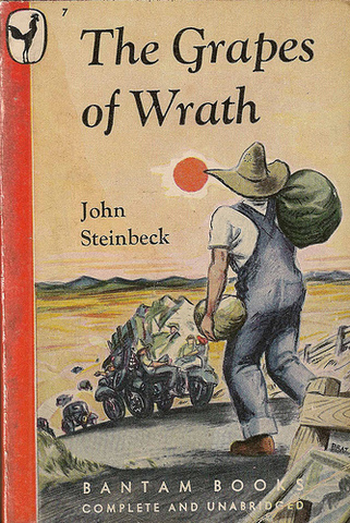 the theme of family in the grapes of wrath by john steinbeck Themes in the grapes of wrath in the novel the grapes of wrath the themes of hope and despair grapes of wrath by john steinbeck throughout history man.