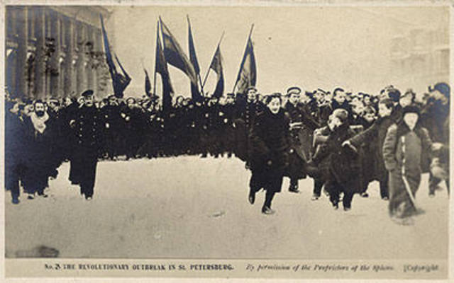 1905 russian revolution do not own Causes of the russian revolution history with the peasants in russia were the cause on the 1905 russian revolution preparing and reviewing their own.