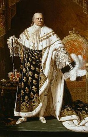 the success of louis xviii as On biographycom, learn more about louis xviii, the first french king following  the 1789 revolution and the first to experiment with constitutional monarchy.