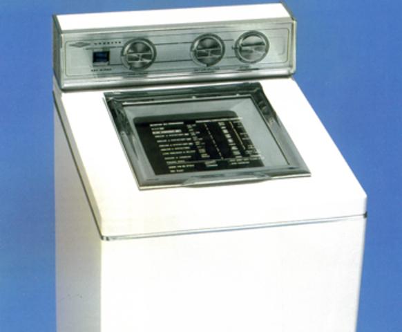 L evolution des fonctions techniques du lavage timeline - Premiere machine a laver ...