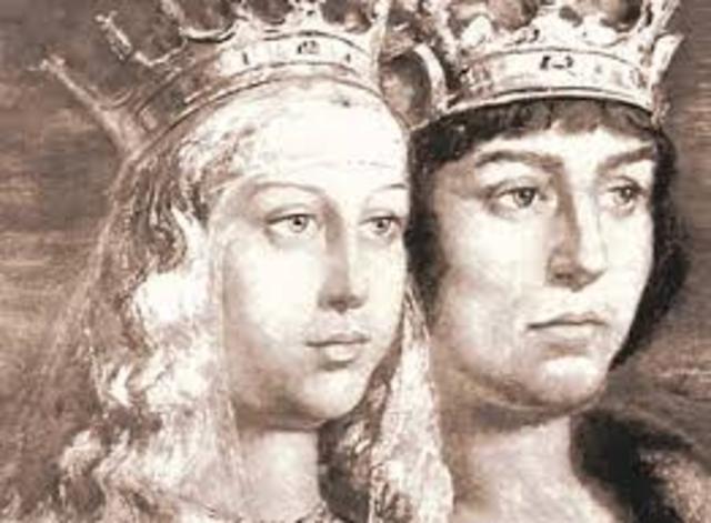 Matrimonio Catolico En Peligro De Muerte : Reinado de los reyes catÓlicos timeline timetoast timelines