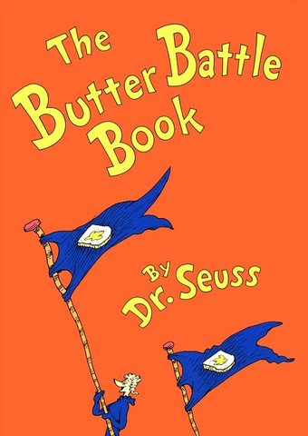 The Butter Battle Book was published