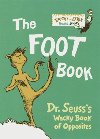 The Foot Book was published