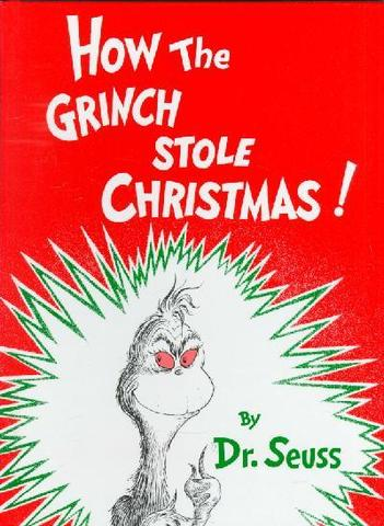 How The Grinch Stole Christmas was published