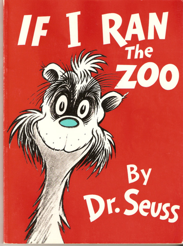 If I Ran The Zoo was published