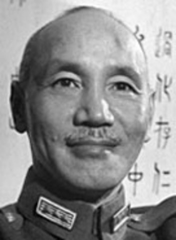 an argument in favor of chiang kai sheks responsibility for the fall of the kuomintang party in chin Biography/history catharine balderston jones was born 1884 in pennsylvania she was the daughter of jane cb jones she married william warder cadbury in 1917 and became catharine jones cadbury.