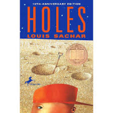 an analysis of holes by louis sachar Holes by louis sachar is a story of stanley yelnats, who happened to be under a curse that was caused by his great-great-grandfather as the story unfolds, we learn that the curse leads to a series of events that are all predestinedeverything started with elya yelnats, who didn't keep a promise with.