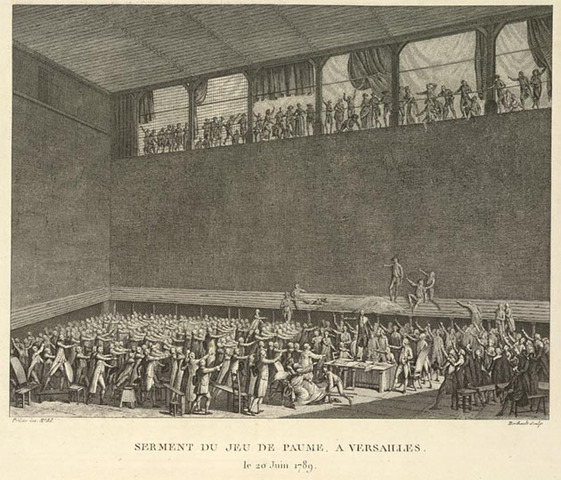 the events leading to the creation of the tennis court oath Quizlet lists back to search  who was the leading general who  a the first session of the estates general b the swearing of the tennis court oath c the.