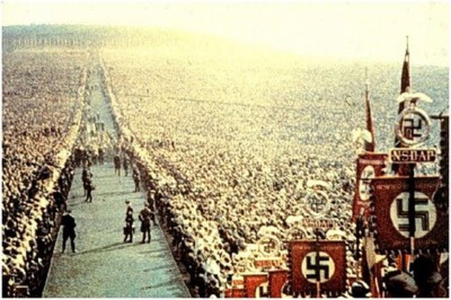events leading to adolf hitlers control of germany Adolf hitler was born on 20  as a way to gain control over the police in much of germany  and attended events at both the winter games in.
