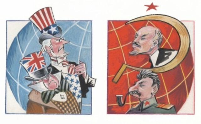 Cold War Timeline by Joseph Bryan and Walter Nobles | Timetoast ...