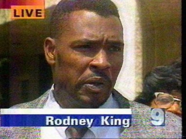 an introduction to the rodeny king verdict Rodney king juror: 'my father was black' gretchen wenner/the star henry king jr, who served as juror no 8 on the rodney king beating trial, wants the public to know his father was black posted: april 28, 2012.