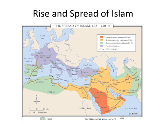 account for the spread of islam How islam spread into sub-saharan region of west gives us an early account of the ancient soninke empire of spread of islam in west africa (part 1 of 3).