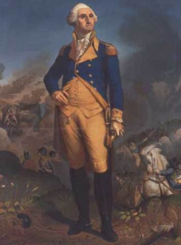 the biography of the father of america george washington