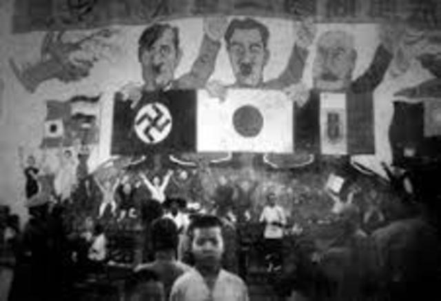 another essay on axis powers defeat World war ii (wwii or ww2), also  the allies and the axis powers world war ii was the deadliest conflict in all of human  this led to axis defeat in the north.
