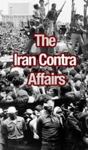 iran contra affair Learn about the iran-contra affair under president reagan who secretly supported an anti-communist group in nicaragua and funneled weapons to iranian terrorists in exchange for american hostages.