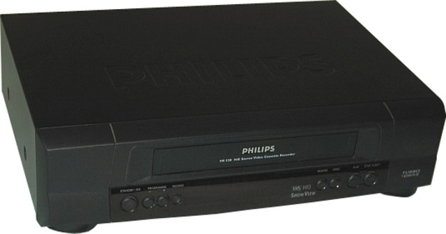 Vcr And Vhs Timeline