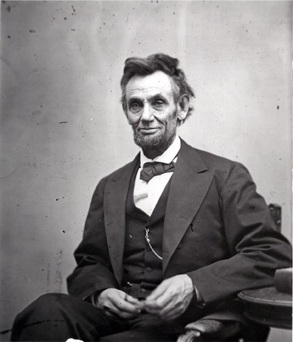 Lincoln Recieved License to Practice Law