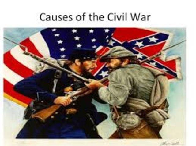 Dates of the civil war