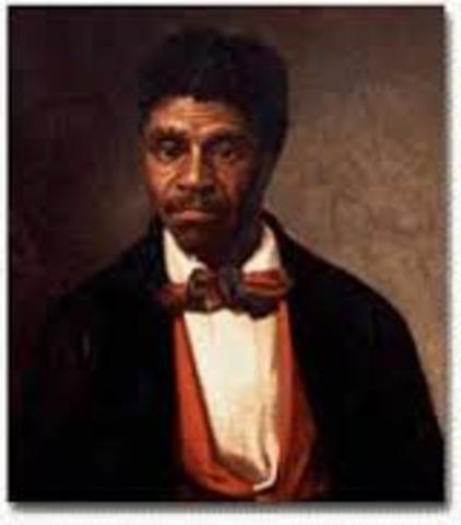 a description of dred scott who went to the first trial to sue for his freedom in 1847 Why did dred scott sue his master for his freedom dred scott: dred scott was a slave who sued his mater's widow for freedom in 1847 price after trial.