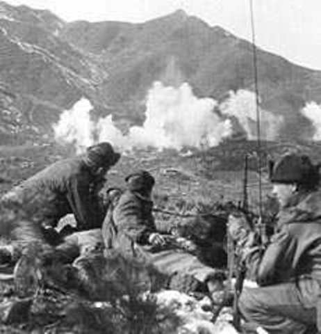 gamble thesis on korean war Tensions of the korean war the statement was meant for everyone in the united states the author supports my thesis by explaining the tension of communist north.
