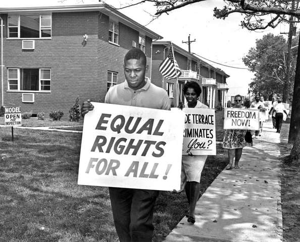 striving for african american equality in changing times