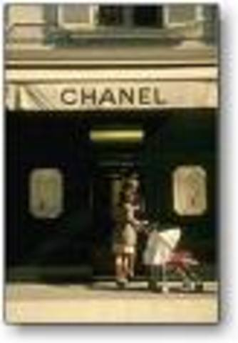 Karl Legerfeld become shop manager at the House of Chanel.