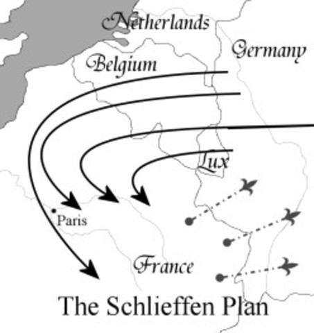 was the schlieffen plan foredoomed to