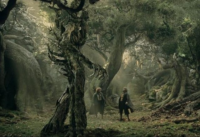 merry and pippin meet treebeard lord