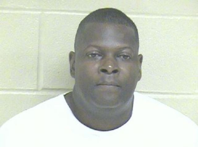 Station 8 Fire Capt. Derrick Harris arrested