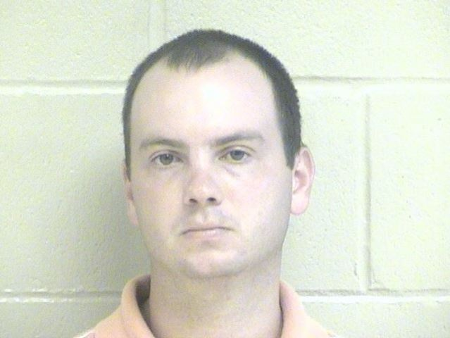 Firefighter Clint Richardson arrested